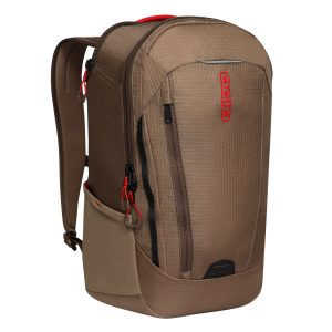OGIO APOLLO – KHAKI RED