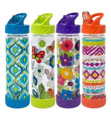 22oz Straight Wall Water Bottle