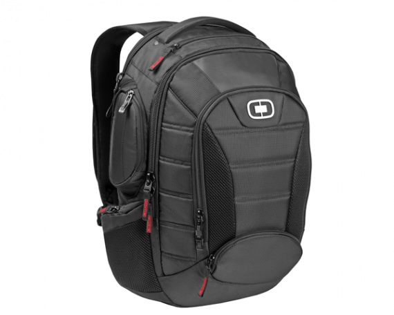 OGIO BANDIT LAPTOP BACKPACK – BLACK
