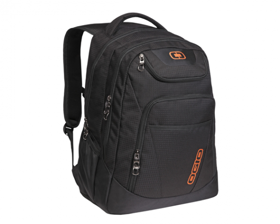 OGIO TRIBUNE BACKPACK – BLACK