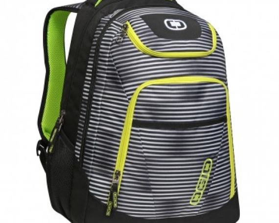 OGIO TRIBUNE BACKPACK – BLINDERS / GREEN