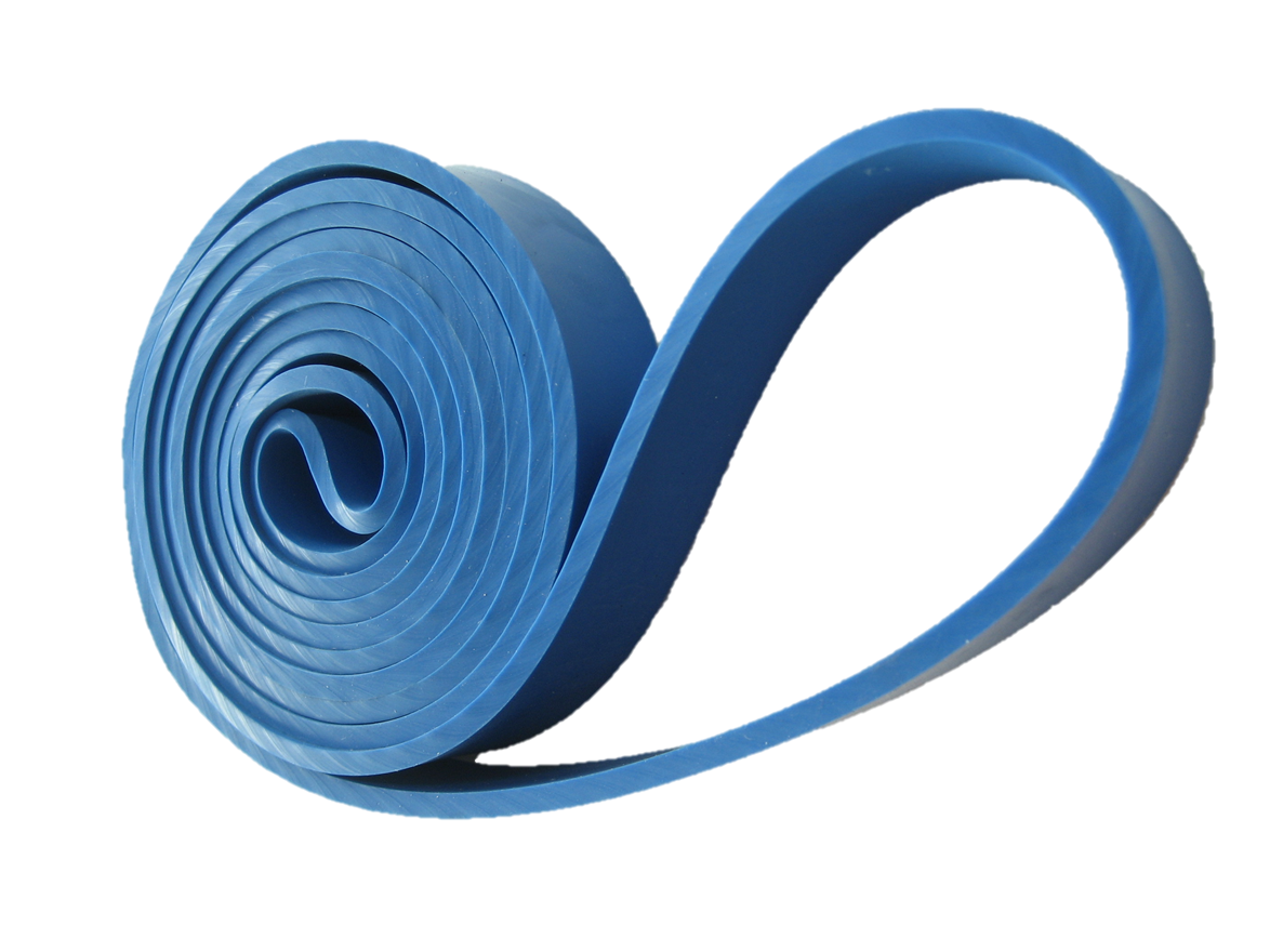 gym in the pocket - resistance band - blue