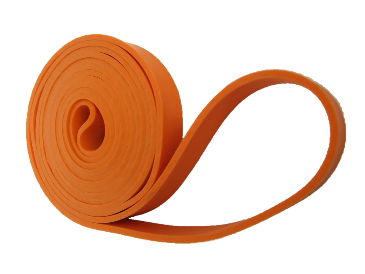gym in the pocket - resistance band - orange