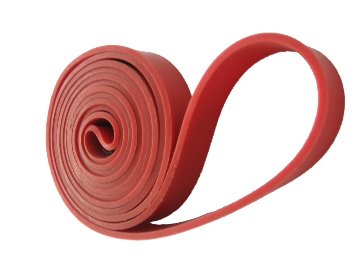 gym in the pocket - resistance band - red