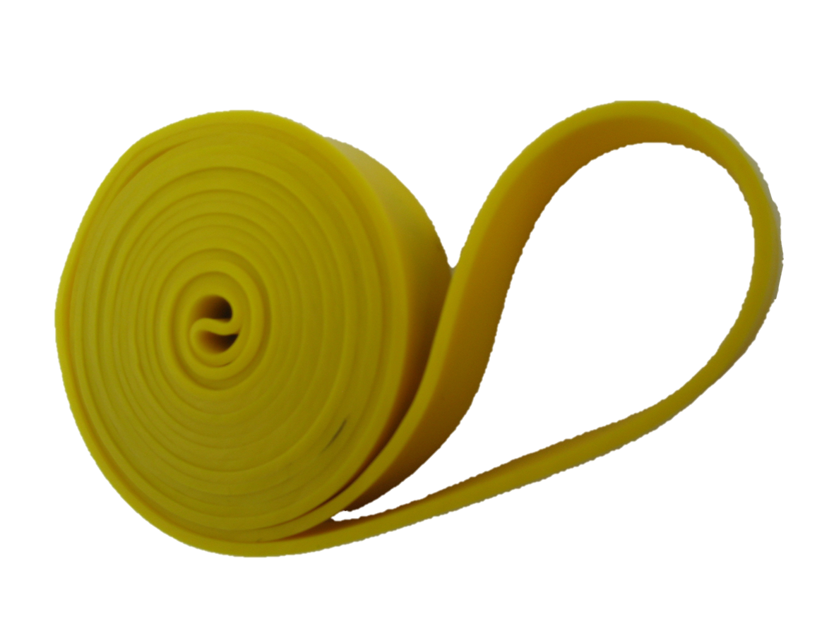 gym in the pocket - resistance band - yellow