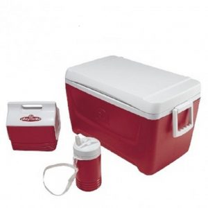 48qt + playmate + 1qt  :Colours Available: Diablo Red