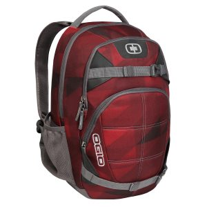 OGIO REBEL 15 – ENVELOPE RED